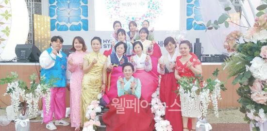 ▲ 지난 13일 제8회 다문화대축제 개최.